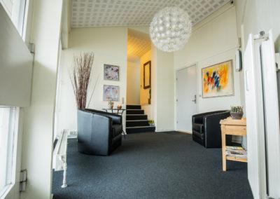 Bed and Breakfast Holstebro lobby