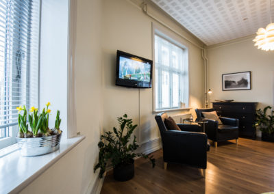 Bed and Breakfast Holstebro oplevelse