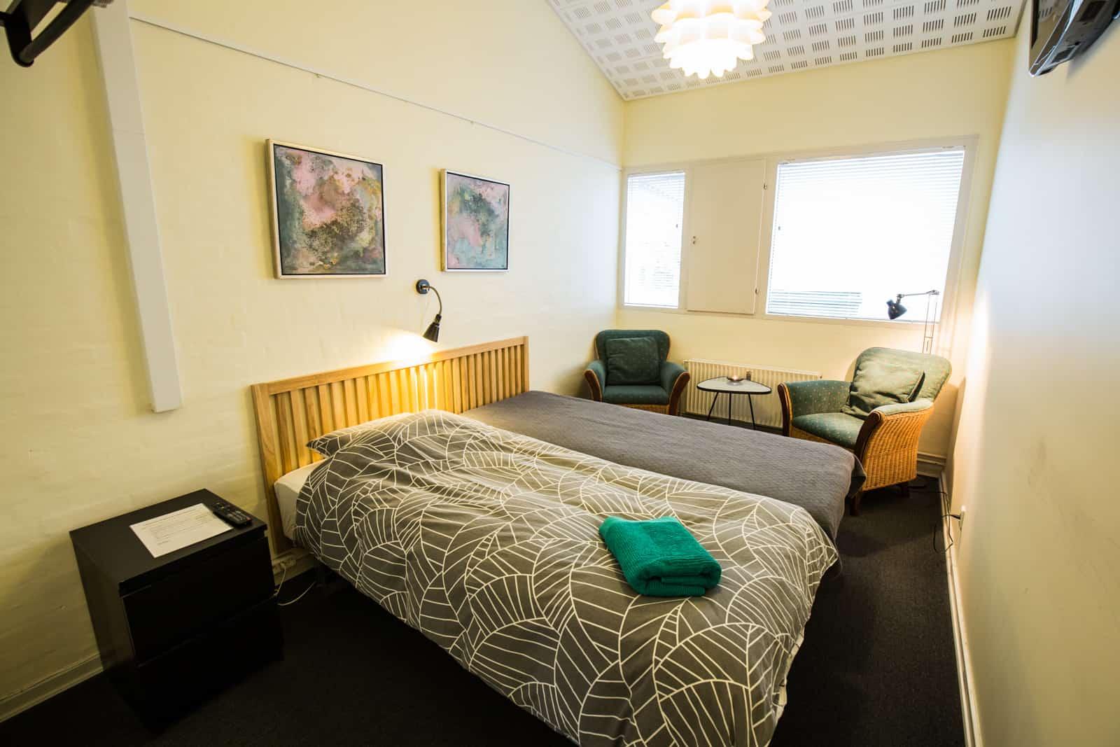 Bed and Breakfast Holstebro overblik